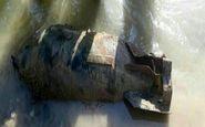 سرپرست فرمانداری اعلام کرد: انهدام بمب جنگی در پلدختر