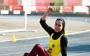 نایب قهرمانی فرزانه فصیحی در مسابقات صربستان