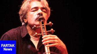 «کیهان کلهر» در آمریکا کنسرت میدهد