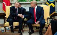 با آغاز نشست دوجانبه در کاخ سفید؛ترامپ رابطه آمریکا با رئیس جمهور ترکیه را ستود