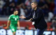 قرارداد سرمربی تیم ملی فوتبال عراق تمدید شد