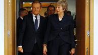 رئیس شورای اروپا: پیشرفتی در مذاکره با لندن حاصل نشد