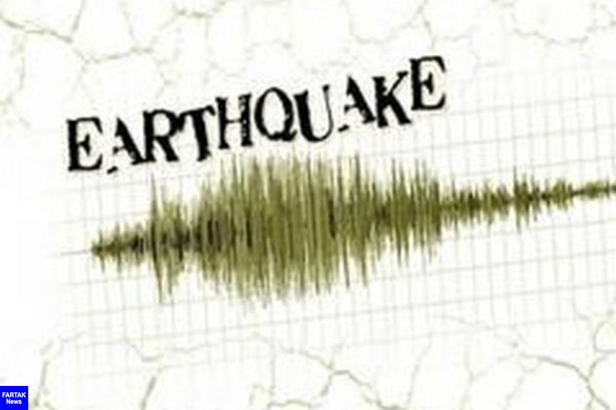 وقوع زلزله ۳.۷ ریشتری در نورآباد