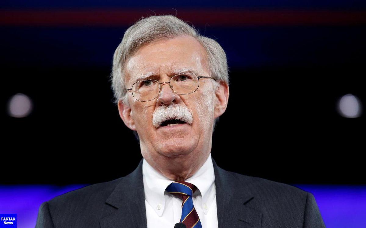 بولتون: باید از استقلال کردستان عراق حمایت کنیم