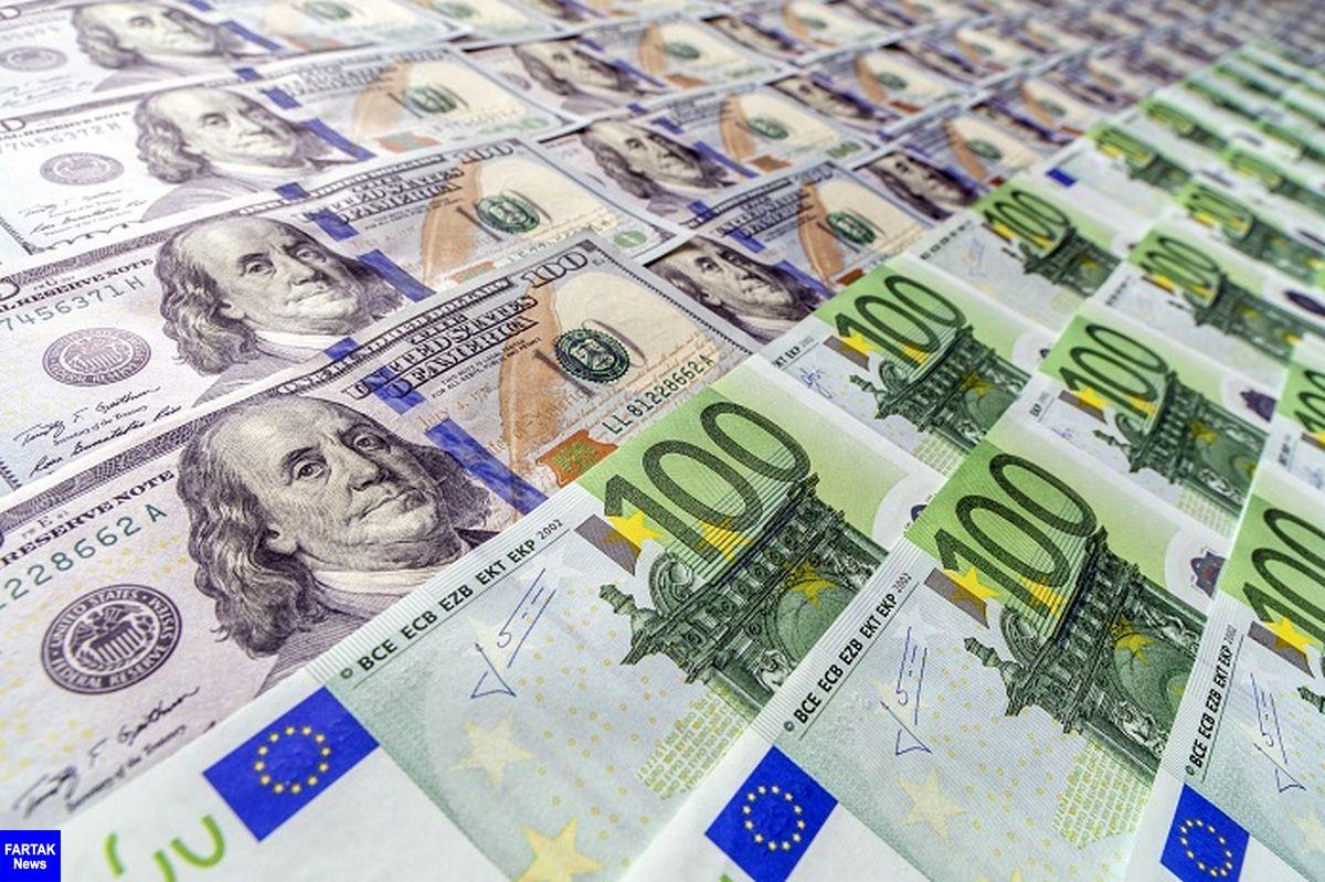 قیمت دلار ۱۹ تیر ماه۱۴۰۰