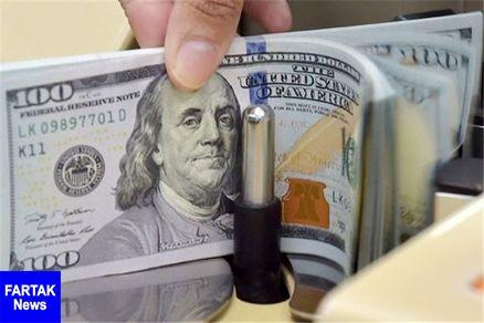 جهش دلار به قله شش هفتهی اخیر