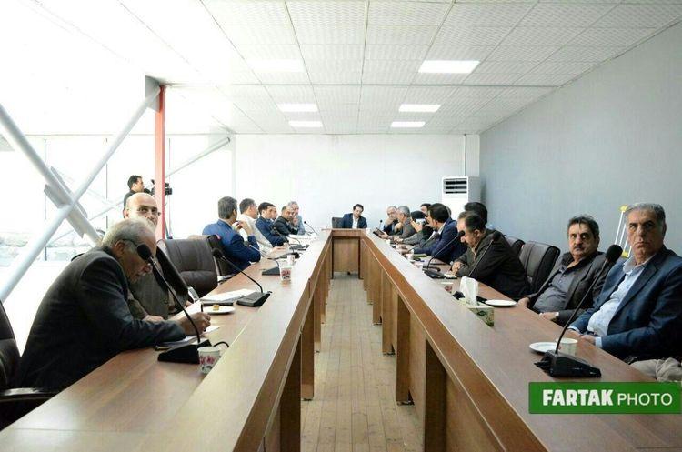 گزارش تصویری / جلسه هم اندیشی کنفرانس بین المللی توریسم روستایی در سال 2020