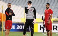 عذرخواهی رسمی باشگاه پرسپولیس و بیرانوند از پرسنل نیروی انتظامی