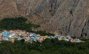 روستای هیر، روستای زغال اخته