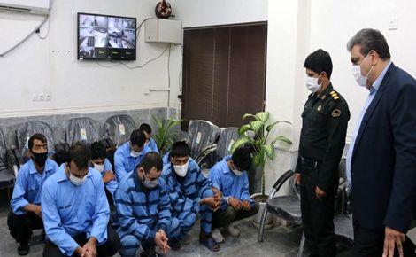 سارقان و زورگیران مسلح در دزفول دستگیر شدند