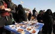 در اربعین ۹۸ اتاق های اصناف و بازرگانی روزانه حداقل ۲ کامیون موادغذایی را برای پذیرایی از زوار اربعین حسینی تامین کردند