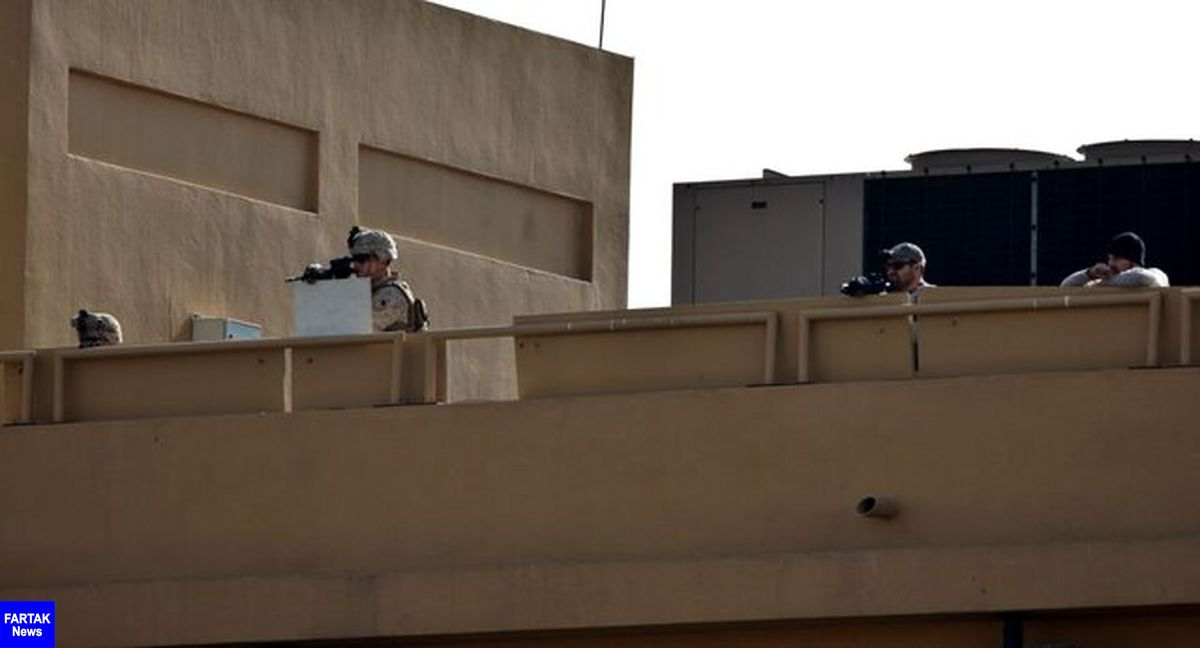 تدارکات دولت امریکا برای خروج دیپلماتهایش از عراق