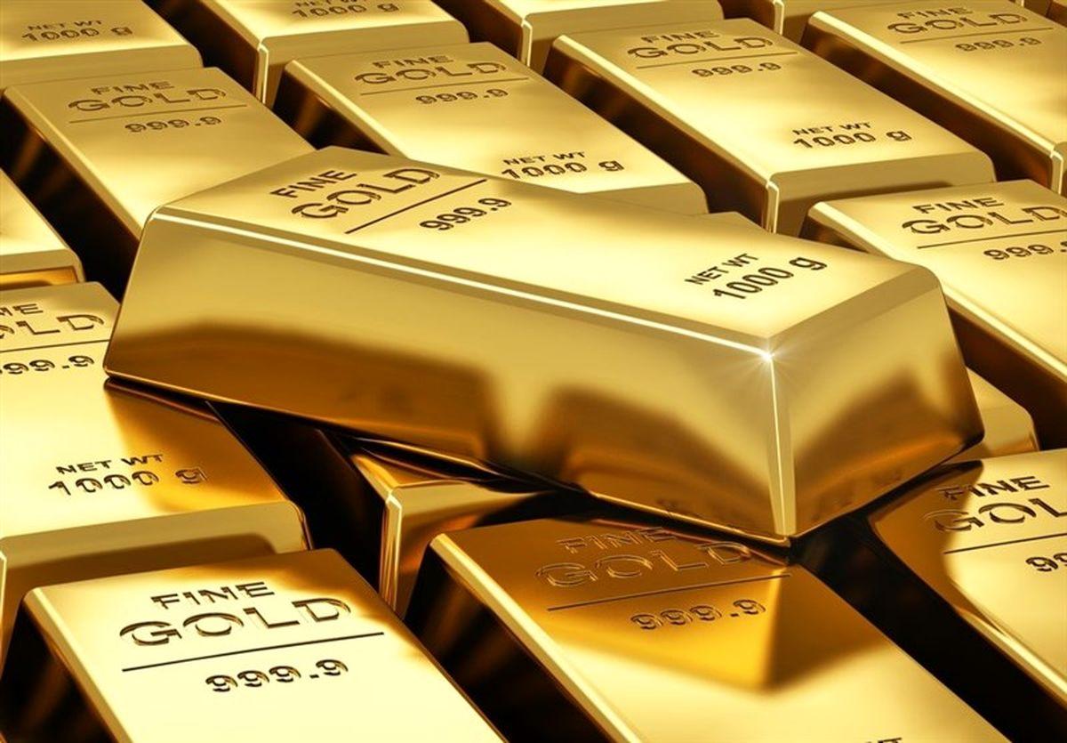 قیمت جهانی طلا،چهارشنبه 5 شهریور