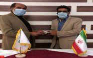 علیاکبر شکرانی با عقد قراردادی رسمی سکان هدایت شهرداری بم را برعهده گرفت
