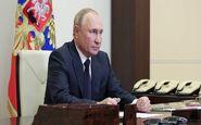 پوتین روسیه را یک هفته تعطیل کرد