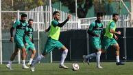 گزارش آخرین تمرین تیم ملی قبل از سفر به اردن