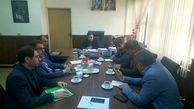  جلسه تعیین تکلیف مستاجرین زلزله زده و جنگ زده های شهرستان قصر شیرین