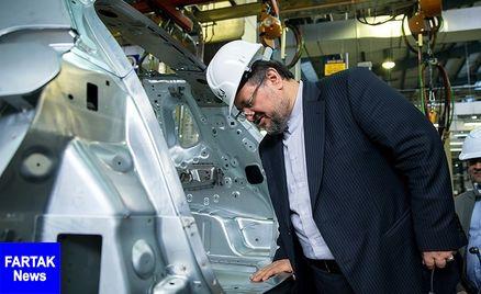 افزایش بیش از ۹/۶ درصدی قیمت خودرو مجاز نیست