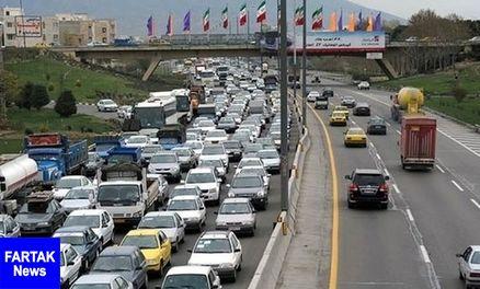 تشریح آخرین وضعیت راهها و جادههای کشور