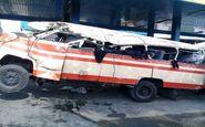 اعلام اسامی جان باختگان حادثه واژگونی مینیبوس مسافربری محور بوئین میاندشت – خوانسار