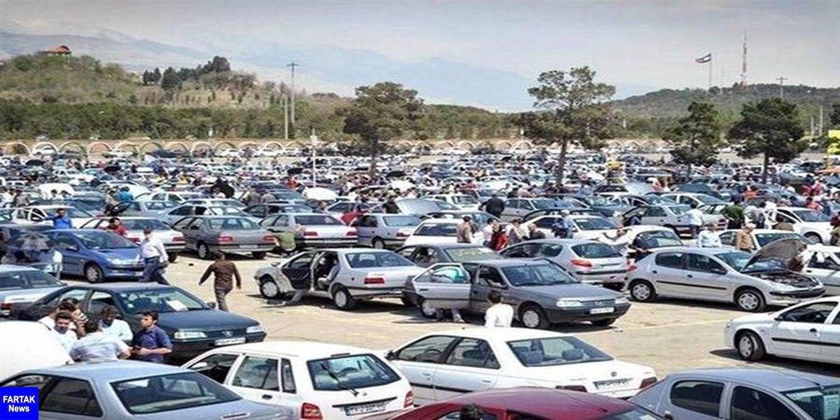 افزایش قیمت خودرو به دلیل تغییرات نرخ ارز