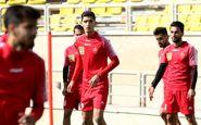 حمله کرونا به صدر نشین لیگ/ تست مثبت کرونا برای مهاجم پرسپولیس