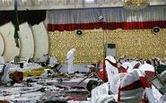 عامل انتحاری در کابل عروسی را تبدیل به عزا کرد