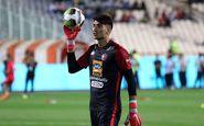 یک مانع بزرگ بر سر راه بیرانوند برای حضور در نیمه نهایی جام حذفی