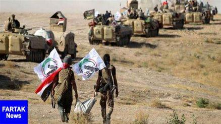 کشته و زخمی شدن ۹ نیروی حشد شعبی در مقابله با داعش