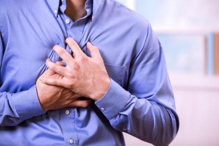 نشانههای سکته قلبی چیست,؟
