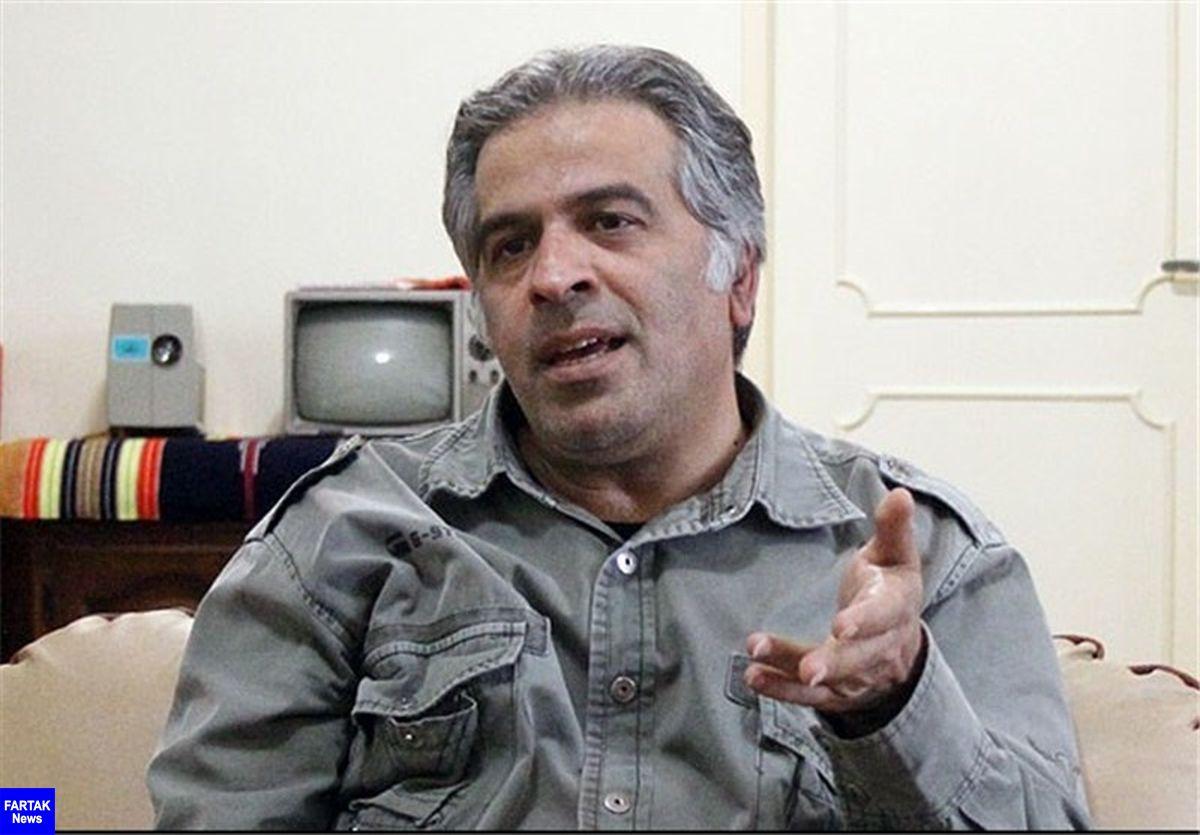انتقاد اکبر نبوی از برنامه دورهمی