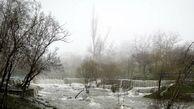 هشدار هواشناسی در مورد طغیان رودخانهها طی امروز و فردا