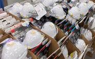 33 هزار ماسک غیربهداشتی در کرمانشاه کشف شد
