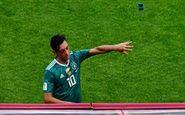 اوزیل رسما از تیم ملی آلمان کنارهگیری کرد