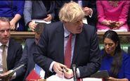 معامله قرن؛ دستمایه کنایه نخست وزیر انگلیس به حزب مخالف