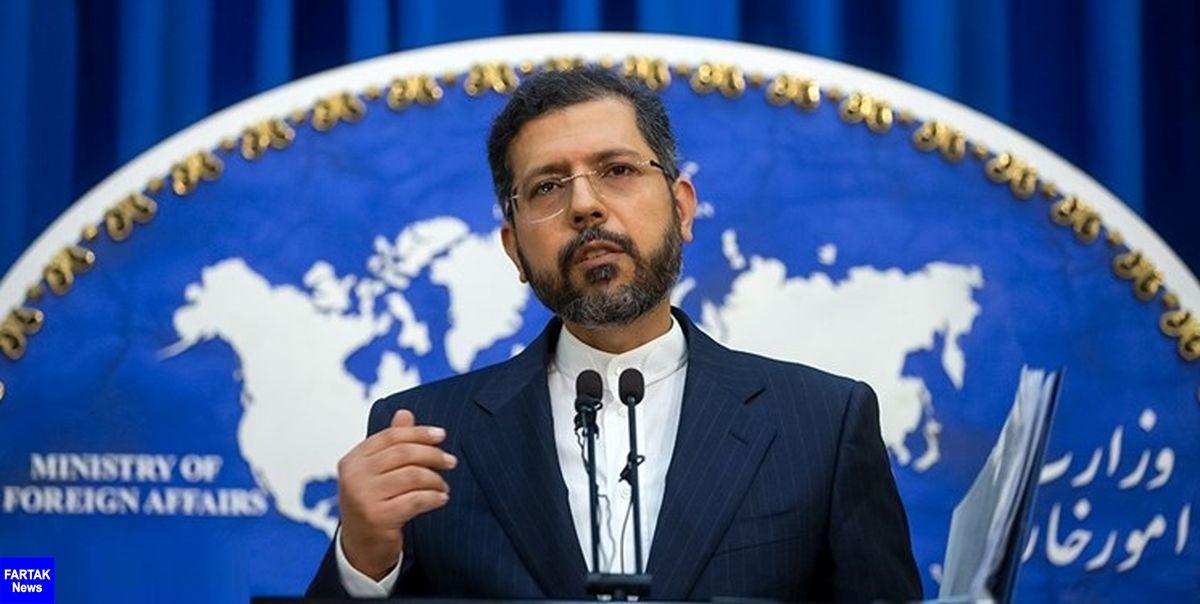 پاسخ ایران به گزافه گویی وزیر خارجه رژیم صهیونیستی