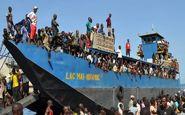 مفقود شدن 200 نفر بر اثر غرق شدن یک قایق در جمهوری دموکراتیک کنگو