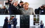 مرکل: «برگزیت» قابل مذاکره مجدد نیست/ «ترزا می» وارد بروکسل شد
