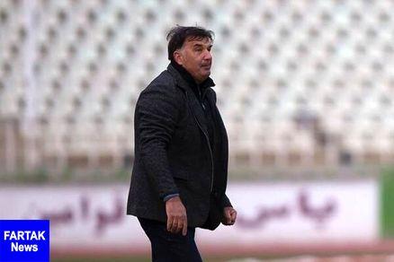 عدم حضور سرمربی تیم فوتبال شاهین شهرداری بوشهر در نشست خبری