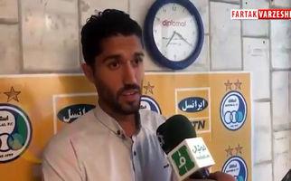 صحبت های حسینی درباره طولانی شدن مذاکرات با استقلال
