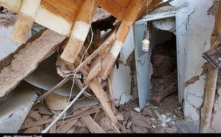گزارش تصویری|زلزله با میانه چه کرد؟
