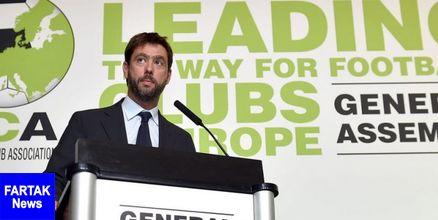 بحرانی اساسی بدلیل تعطیلی بلند مدت باشگاه های فوتبال اروپا