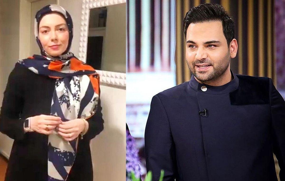 واکنش تند آزاده نامداری به استعفای فرهاد مجیدی / احسان علیخانی: تازه اول راهه+عکس