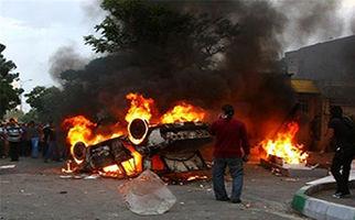 روایت استاندار تهران از خسارتهایی که آشوبگران به پایتخت وارد کردند