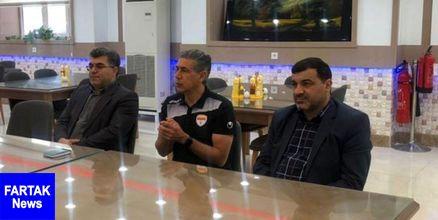 توضیحات رئیس هیأت مدیره باشگاه فولاد خوزستان درخصوص دلیل جدایی قطبی