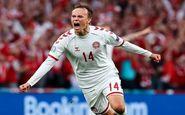 ستاره جوان دانمارکی مورد توجه بارسلونا