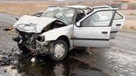 تصادف در جاده سمیرم ۳ نفر را به کام مرگ کشید