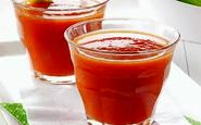 آب گوجه فرنگی قرقره کنید!
