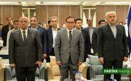 نشست فعالان اقتصادی کرمانشاه با هیأت تجاری اتاق بازرگانی بابل عراق