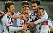 پاداش جالب توجه برای بازیکنان آلمان در صورت قهرمانی در جام جهانی
